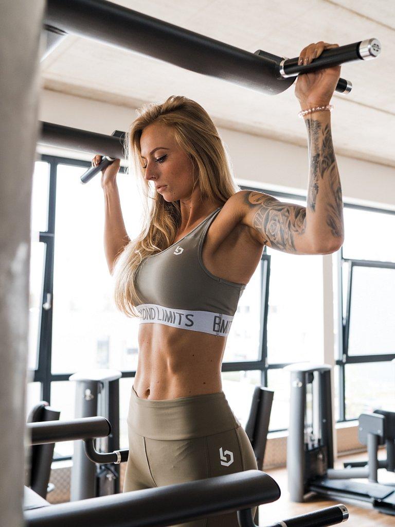 Sport- und Fitness Fotoshooting